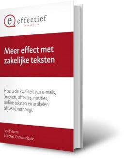 Effectief Communicatie e-book